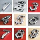Modern House Numbers Letterbox Door Digits Sticker Numeral Plaque Plate Sign