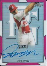 2019 Leaf Perfect Game Baseball All American JAKE VOGEL Autograph 15/20