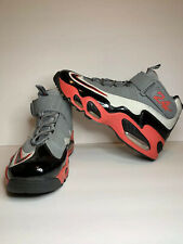 Nike Air Griffey Max 1 Basketball Shoe US Size 9 Black White Gray Red 354912-007