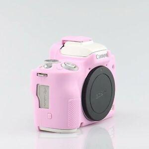 Soft Silicone Camera Case Protector Armor Skin Bag Body Cover for Canon EOS M50