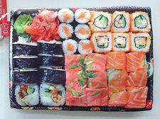 Yummy Pocket Sushi pencil case, makeup bag, coin purse
