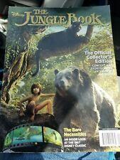 Disney The Jungle Book 2016 Official Collectors Edition Magazine FREE SHIP