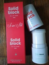 We Are Wild Solid Block Cannabis Sunscreen MSRP $26