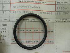 Honda NOS GL1100, XL125, XR200, CB125, O-Ring, 33.5x3, # 91302-943-003    C5
