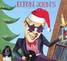 Elton John's Christmas Party CD MINT Bruce Springsteen EAGLES Beach Boys U2 Band