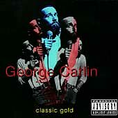 Classic Gold GEORGE CARLIN (Two CDs)