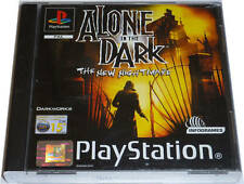 Alone In The Dark videogioco Infogramces PSX PS2 <=