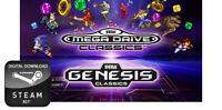 SEGA MEGA DRIVE AND GENESIS CLASSICS INCLUDES 59 GAMES PC STEAM KEY