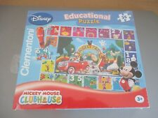 Disney Educational Puzzle - Mickey Mouse Clubhouse