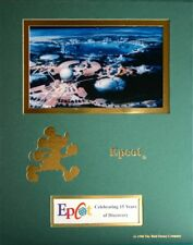 DISNEY EPCOT 1998 15 YRS DISCOVERY COLLECTORS SERIES LE