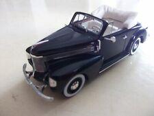 Opel Capitan cabriolet  hebmuller 1940 1/43
