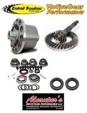 '04-'06 PONTIAC GTO AXLE UPGRADE 3.70 GEARS + TRUETRAC + MASTER KIT + AXLE SEALS