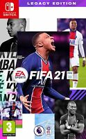 FIFA 21 Nintendo SWITCH NEW SEALED Free UK p&p Pal IN STOCK NOW