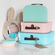 Cute Pastel Storage Boxes Bedroom Home Decor Sweet Adorable Display UK SELLER