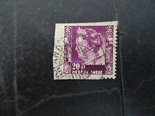 Nederlands Indië langebalkstempel ANDJATAN op briefstukje met 255