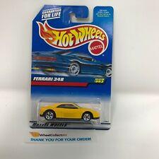 Ferrari 348 #993 * Yellow * 1999 Hot Wheels * P1