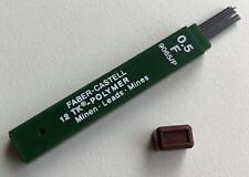 Vintage Faber-Castell TK-POLYMER .5mm Mechanical Pencil Lead F 9065/P 12 Sticks