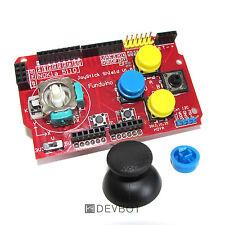 Arduino Game Shield Funduino. DIY, Jeu, Joystick. Nokia