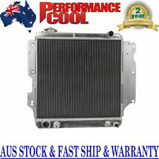 3ROW Radiator FOR JEEP WRANGLER YJ/TJ/LJ RHD 1987-2006 AUTO/MANUAL