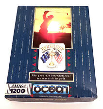 Ryder Cup: Johnnie Walker (Ocean) (Amiga) (1994) AGA A1200 Complete in Box