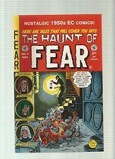 E.C. Comics Haunt of Fear reprint #7 Classic 1950s Comic Pre-Code