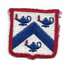 US Army Command & General Staff School patch