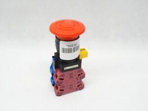 Idec HW-CB22 Presostato / Not-Schalter Nuevo