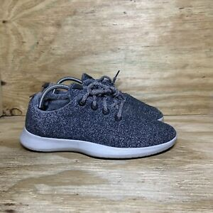Allbirds The Wool Runners Shoes Men's Size 10 Gray Comfort Athletic Sneaker