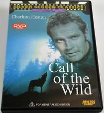Call of the Wild DVD Region 4 PAL DVD (Non US)