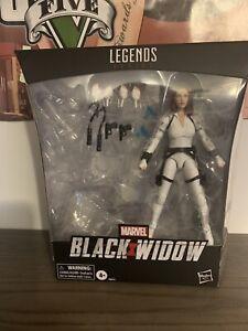 Marvel Legends Deluxe BLACK WIDOW - FIGURE ONLY