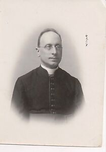Vintage Press Photo Cardinal Scipione Tecchi Prefect of the Congregation of Rite