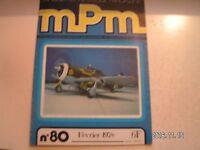 **f MPM magazine n°80 P-47 / Char Soviétique IS-3 / Chevrolet Corvette