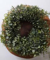 Kranz Türkranz Dekokranz Eukalyptus 35 (25) cm Kunstblume