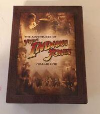 The Adventures of Young Indiana Jones - Volume 1 (DVD, 2007, 12-Disc Set)