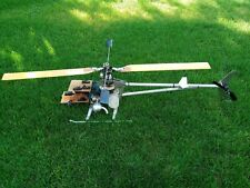 Vintage RC Helicopter Schluter HeliStar