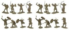 """The Barbarians 1/30 Scale 16 figures 60mm 2.5"""" TSSD Bagged Set #19"""