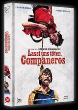 BR+DVD Lasst uns töten, Companeros - 4-Disc Limited Collectors Edition Mediabook