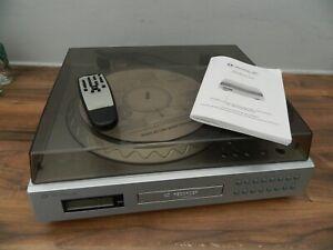 neostar turntable /cassette / CD player/recorder - NTCD1V