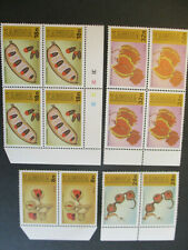 More details for zambia 1981 forestry day seed pods nhm blocks & pairs