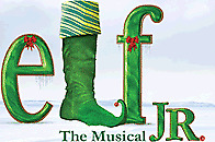 Elf the Musical Jr.: Audio Sampler (includes actor script and listening Cd)