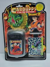 Dragonball Z 1996 Pop Up Heroes Trading Card Dispenser Piccolo Goku Trading Card