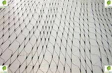 RETE ANTIUCCELLI MT 4 X 10 ANTI UCCELLI VOLATILI COPERTURA FRUTTI ORTAGGI PIANTE