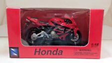 NewRay Honda CBR 600RR (2005)  1:18 Die-Cast 67017 NIB