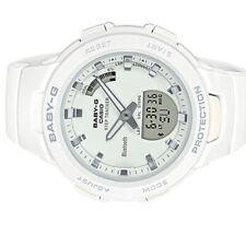 Casio Baby-G G-SQUAD Bluetooth® White Matte BSAB100-7A BSA-B100-7A