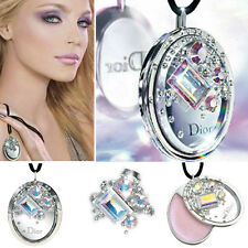 100%AUTHENTIC RARE DIOR SWAROVSKI JEWELLED BOREAL Makeup Necklace WORLD SELLOUT