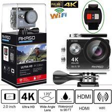 AKASO EK7000 Action Digital Camera Ultra HD 4K WiFi DV Camcorder Waterproof New
