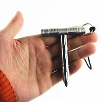 Multifunktions Emergency Gear Hammer Edelstahl Selbstverteidigung Überleben N8N8