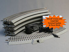 LIONEL FASTRACK 036 CIRCLE LIONCHIEF RC TERMINAL & POWER layout 6-12015 RCT NEW