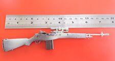 SCALA 1/6 US FORCE M-14 fucile da cecchino DRAGO Custom PISTOLA ARMA per 12 Pollici Figura