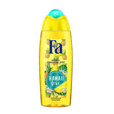 (11,40 €/L ) Fa Hawaii Love Gel douche, Ananas - fragipani parfum, Île Vibes